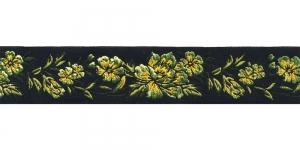 Must, Helerohelise lillemustriga pael 32 mm, Art. 35096, V2