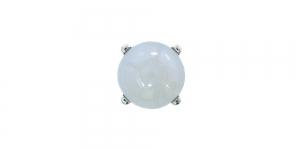 KN68A/IR144 10mm Helehall piimjas plastikkristall