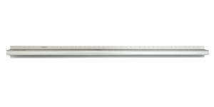 Metallist tollmõõdustikus turvajoonlaud, 42in (120 cm), Duroedge, CR-425
