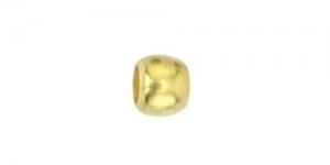 Kullatud ümar pärlipidur/helmes / 2,5mm / JFC2G-1Z