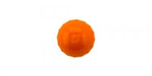 ø11 mm Oranž, läikiva pinnaga kannaga nööp SV398