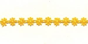 Lillepael laiusega 1,3cm / Värv Tumekollane 35