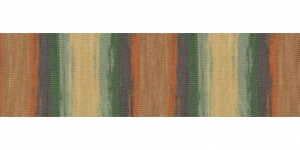 Diva Batik Design Yarn, Alize, Colour 3239