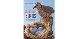 Raamat `Knitted Birds`