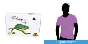 Vielo Washing Machine Fabric Dye, 200 g, Signal Violet