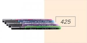 Akrüülvärviga viltpliiats, katva värviga, 1mm, 3ml, Darwi Acryl Opaque, CARNATION 425