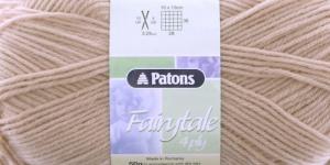 Beebilõng Fairytale 4-Ply, Patons, värv 4377