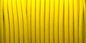 Kumminöör läbimõõduga 3 mm / Värv nr. 125, heledam tibukollane