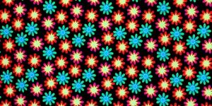 Lillemustriga lükrakangas, Badeanzug bedruckt, 130.046, 801