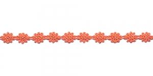 Lillepael laiusega 1,3cm / Värv Heleoranž A6