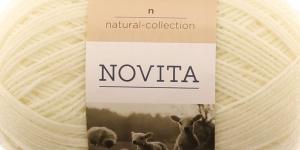Woolen yarn Baby Merino, Novita, Colour 11