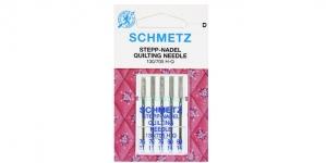 Koduõmblusmasina teppimisnõelad Quilting, Schmetz Nr.75/75/75/90/90