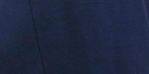Torukujuline ühevärviline soonikkangas Art. RS0220, Mustjassinine 9