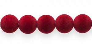 CD30 20mm Tumedam punane samethelmes