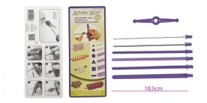 Traaditöötlemise komplekt, Artistic Wire AWA-AWW