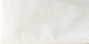 Paksem, pehme, kalasaba mustriga liimriie Art.503, 105 kreemjasvalge