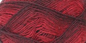 Maavillane lõng; Värv 32 (Punane mustaga)