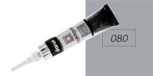 Ääriviivaväri lasille Darwi Glass Contour T7, 22ml, SILVER 080