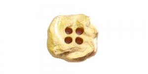SF81 22 mm Kuldne mustriline nööp