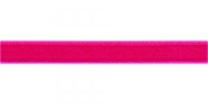 Sametpael laiusega 10mm Art.3276R / Värv Nr.405 Tumeroosa