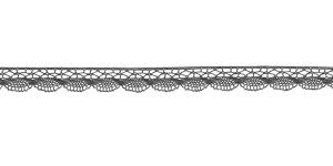 Cotton Crochet Lace 3192-14, 1,2 cm