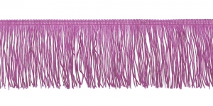 Lihtsad narmad pikkusega 10 cm, värv roosakaslilla, 10