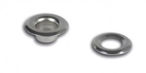 Pronksöösid Lord, auk: ø5,5 mm x 5 x10 mm, pinnatud: nikkel, 20 tk