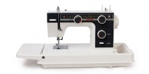 Õmblusmasin kontrollitud, Sewing Machine Janome 393 quality tested by KL24