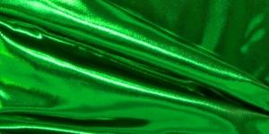 Metallik efektkangas, Roheline, 112cm, 100.022/5034
