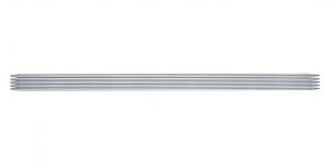 Ruostumattomasta teräksesta sukkapuikot, Pony 35502, 20 cm, Nr. 1,25