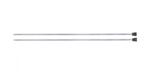 Kevytmetallista neulepuikot, 30 cm, tuottaja: Pony, Nr. 5,0