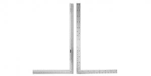 Alumiiniumist nurkjoonlaud, 90° cm/cm, 35cm x 60cm Donwei LS-606