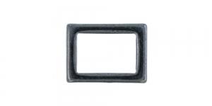 21 mm x 16 mm Hematiit, kandiline vahedetail SHP108/IR831