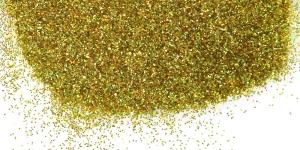 Litripulber, 100g, Kuldne, AB- läikega, PU1