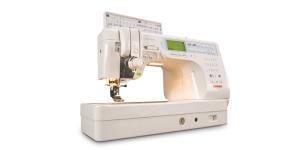 Elektrooniline õmblusmasin Janome Memory Craft 6600P (MC6600P), KL24 kvaliteedikontrolliga