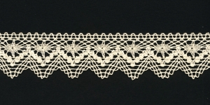 Cotton Crochet Lace 3201-02, 3 cm