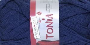 Krookiv lõng kreatiivseks kasutamiseks Tonia; Värv 0004 (Tonia Tumesinine), Schoeller+Stahl