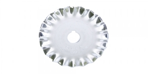 Sik-sak ketaslõikuri tagavaratera, ø45 mm, Xsor, DW-RB001(P)