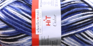 Acrylic Yarn Hit Color, Schoeller+Stahl / colour no. 104