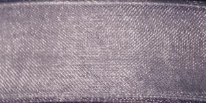 Organzapael laiusega 15 mm, Art. 3358, Värv nr. 811 Tumehall