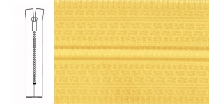 Alt kinnine spiraallukk, seelikulukk 4mm, 17-18cm, 1231