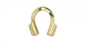 Helmeniidi kaitsja kuldne, 5 x 4 x 0,69mm, 325A-011