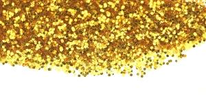 Litripulber, 10g, Kuldne