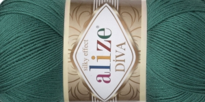 Lanka Diva Silk Effect, Alize, Väri 453