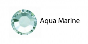 Triigitav MC kristall SS16 AquaMarine