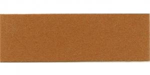Kõrbepruun samet diagonaalkant / 18mm, `Vellut` / Värv 44