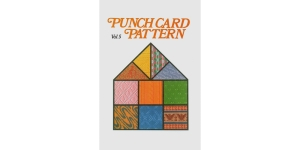 Knitting machine pattern book Vol.5 1129 patterns