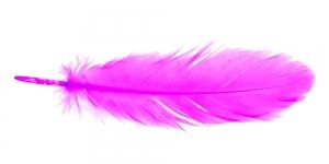 QK15 Erk roosakaslilla sulg 14-18cm pikkusega