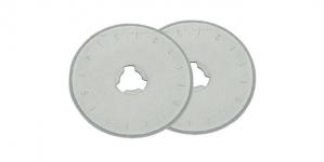 Replacement Rotary Blades; 2pcs, ø28mm, Xsor, DW-RB003P(2R)
