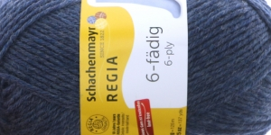 Sukkalanka Regia 6-fädig 50g, Schachenmayr, väri nr. 2137